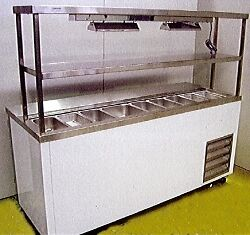IFM Model PREP1800 - Preparation Fridge 1800mm Campbellfield Hume Area Preview