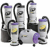 PROTEAM VACUUMS ON SALE ! BEST EVER PRICES !