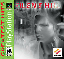 Recherche #Looking for Silent Hill PS1 & Other Playstation Games