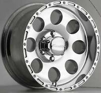 "18"" Rim blow out sale!! Pollished alluminum 18"" ONLY $99 each!!"