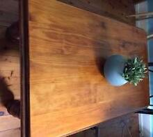 Solid Timber Coffee Table Northbridge Willoughby Area Preview