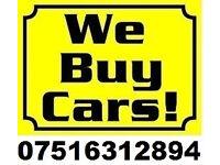 We Buy Any Car BEST price