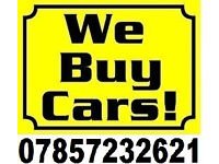 We Buy Any Car ,,Vans,,for Cash UK