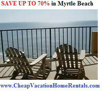 CheapVacationHomeRentals.com (2016 Myrtle Beach Accommodations)