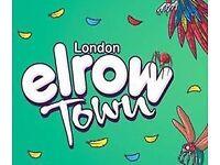 VIP Elrow Town Sunday VIP ticket