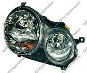 VW Polo Headlights