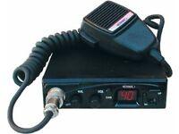 Moonraker minor CB Radio with magnetic antenna