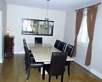 Greenfield Park, Large apart, heated and hot water, free parking