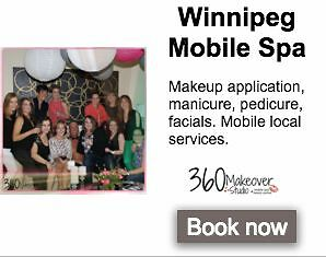 MOBILE SPA BIRTHDAY PARTIES