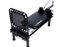 PILATES BENCH WITH REBOUNDER