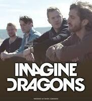 2/4 BILLETS TICKETS REDS 101 T IMAGINE DRAGONS MONTREAL 7/3