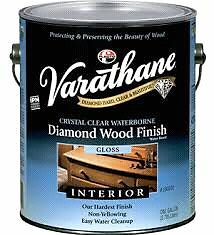 Wood finishing supplies
