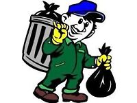 Household garden waste rubbish removals call 07943895679