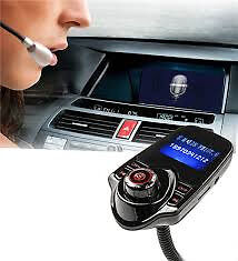 T10 Bluetooth Wireless FM car Transmitter For All Smartphone