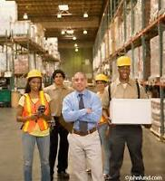 25 SHIPPING AND RECEIVING WAREHOUSE ASSOCIATES NEEDED!