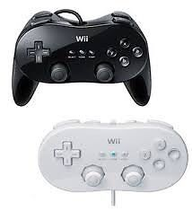 Wanted Wii Classic Controller