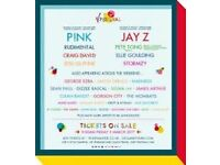 Weekend only v festival ticket x1