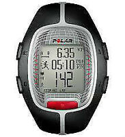 POLAR RS100X BLACK WITH HEART SENSOR H1 AT $75!!!!!