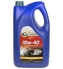 G-Force 10w40 Semi Synthetic Motor Engine Oil 5Ltr *Petrol + Diesel Engines*