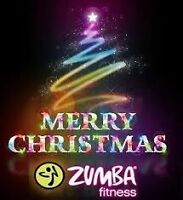 Zumba Christmas special