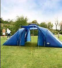 Freedom Trail Utah 6. 6 Man Family Tent