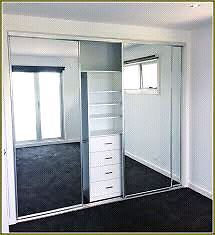 Looking for mirrored sliding closet doors