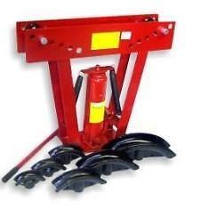 Plieuse à tuyaux 12 Tonnes Hydraulique (16 Tonnes disponible)