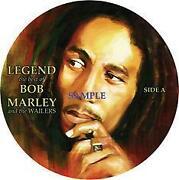 Bob Marley Legend Vinyl