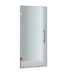 NEW GLASS SHOWER DOOR
