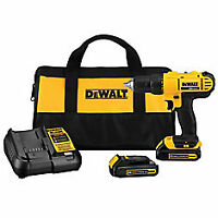 """DeWalt Drill 20V MAX /LITHIUM ION"" BRAND NEW NEVER USED!!!"