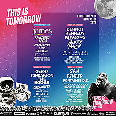 This Is tomorrow festival tickets x2