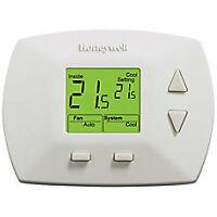 Thermostat Honeywell - Climatisation et chauffage