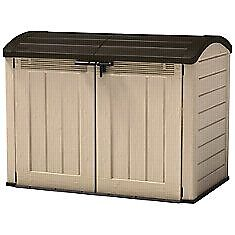 Home depot shed brand new in box