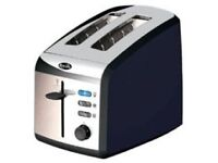 Breville VTT001 Polished Stainless Steel 2 Slice Toaster