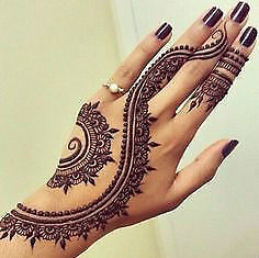 Henna cones Paste Black and red colours also available Windsor Region Ontario image 5