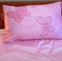 Butterfly Away Queen Size Quilt Cover Set Padstow Heights Bankstown Area Preview