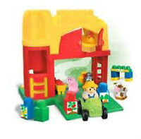 Ferme d'animaux avec sons-Mega Bloks-Animal Farm with sound