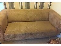 Sofa (brown)