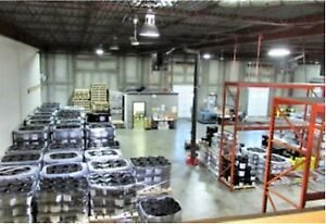 Industrial spaces for lease