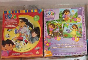 Casse-tête de Dora