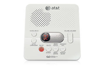 AT&T 1740 Digital Answering System #:12913591 on Rummage