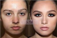 18 HOUR WEAR MAKEUP - AIRBRUSHED MAKEUP LESSONS AND CLASSES