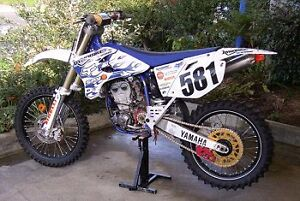 Wanted a dirtbike