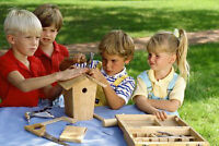 Wanted:  Woodworking Workshop to teach children woodworking