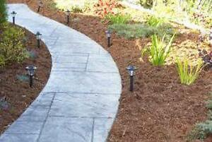 Western Red Cedar Wood Mulch