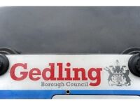 Wanted Gedling plated car
