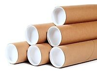 23 Quality Postal Tubes 890mm x 76mm Grab a Bargain