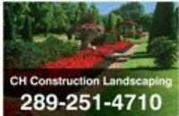 CH Construction Landscaping