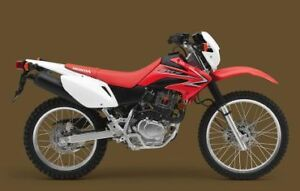 Seat Wanted for CRF230L or CRF230M