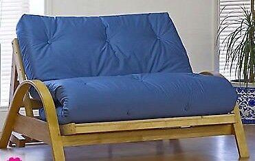 Superior FUTON SOFABED (ROYAL BLUE)